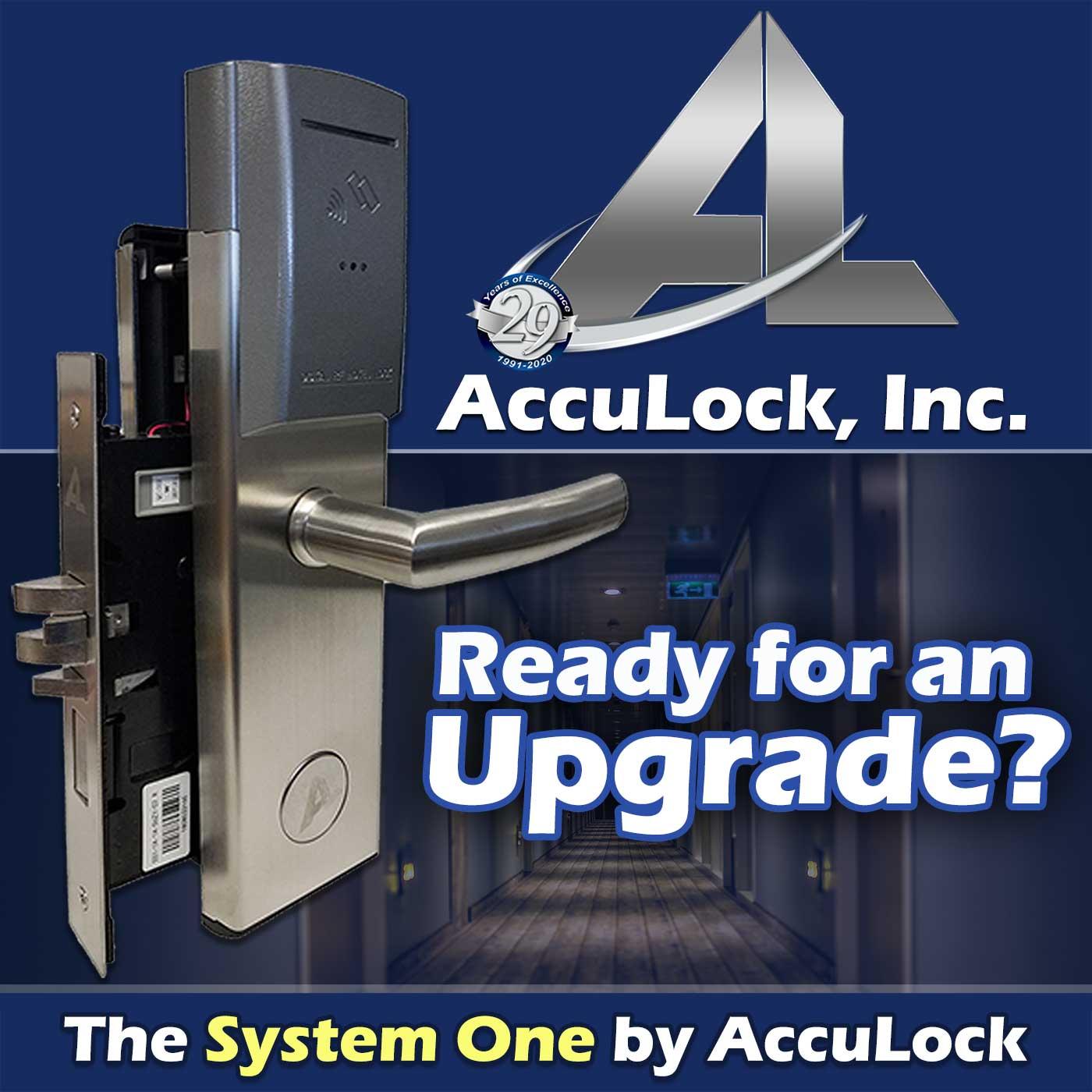 New Hotel Locks - Upgrade your RFID Door Locks